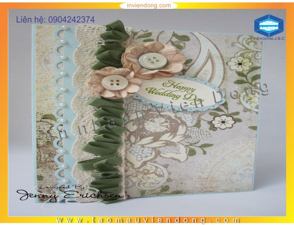 Print wedding card in Hanoi | Proceedings Printing in Hanoi | Print Ha Noi