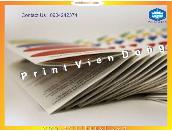 Print Brochures in Hanoi | Personal Business Cards | Print Ha Noi