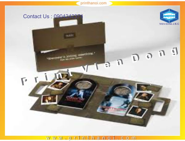 Print leaflet in Hanoi | Business Card Stickers in Ha Noi | Print Ha Noi
