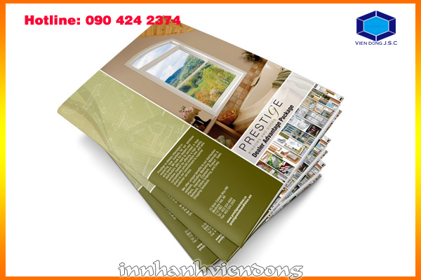 Print catalog in Ha Noi | New models gift box in Ha Noi | Print Ha Noi