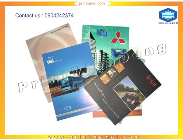 Print catalougues cheap in Ha Noi |  Cheap Graduation Annoucement Printing | Print Ha Noi