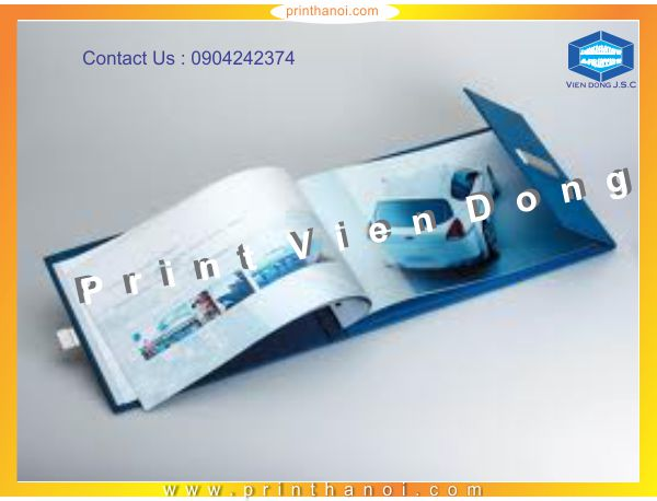 Quick Brochures Printing  | Business Card Holder In Hanoi | Print Ha Noi