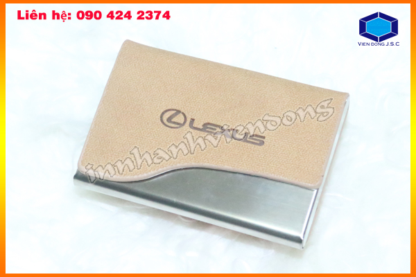 Premium Business Card Holder In Hanoi | Proceedings Printing in Hanoi | Print Ha Noi