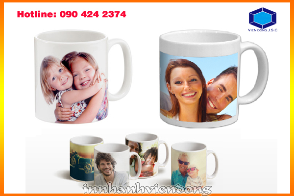 Personalized printed mug in Ha Noi | Print Plastic Card | Print Ha Noi