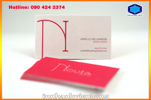 Print business card in Ha Noi | Cheap Greeting cards printing in Ha Noi  | Print Ha Noi
