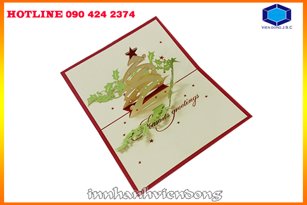 Fast-3D-Christmas-greeting-card-at-ha-noi